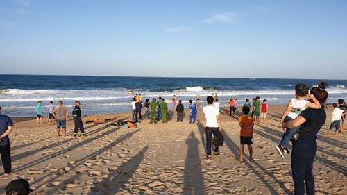 Tuy Hòa (Phú Yên): Tái lập lực lượng cứu hộ bờ biển