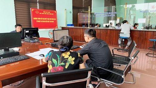 Cục thuế Thừa Thiên Huế hỗ trợ tối đa việc quyết toán thuế