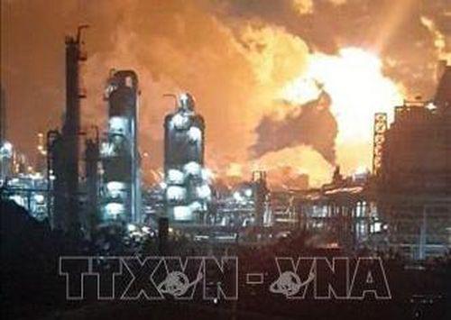 Gia tăng số nạn nhân vụ nổ nhà máy hóa chất tại Hàn Quốc