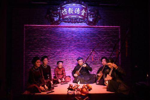 'Nhà hát' ca trù và tâm nguyện của NSND Kim Đức