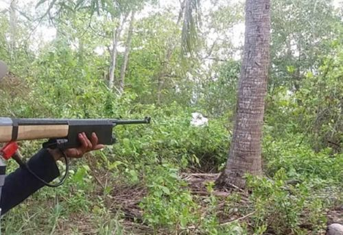 Săn thú trong đêm, người đàn ông tử vong bên khẩu súng tự chế