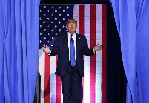 Tổng thống Trump hả hê 'chọc' chiến dịch tranh cử của Bloomberg
