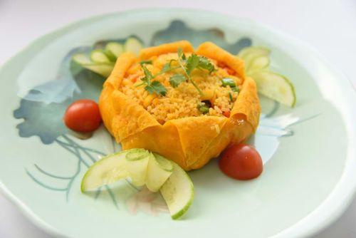 Chương trình ẩm thực ấn tượng mừng Ngày Quốc tế Phụ nữ tại Windsor Plaza