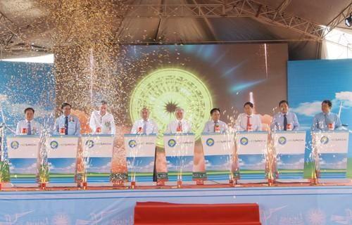 Sóc Trăng khởi công xây dựng nhà máy điện gió thứ 4 ven biển Vĩnh Châu