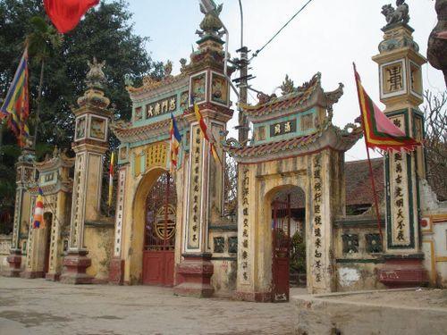Xã Tân Triều chấn chỉnh sai phạm ở chùa Triều Khúc do VOV.VN phản ánh