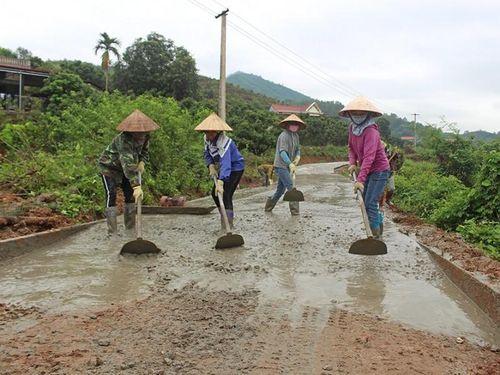 Bắc Giang: Hơn 2 năm, 4.213 km đường giao thông được cứng hóa