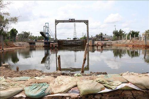 Nhiều tỉnh miền Tây công bố tình huống hạn mặn khẩn cấp