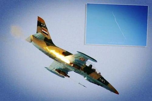 Tiết lộ sốc về vụ F-16 Thổ Nhĩ Kỳ bắn rơi L-39 Syria: Quá nhanh, quá nguy hiểm!
