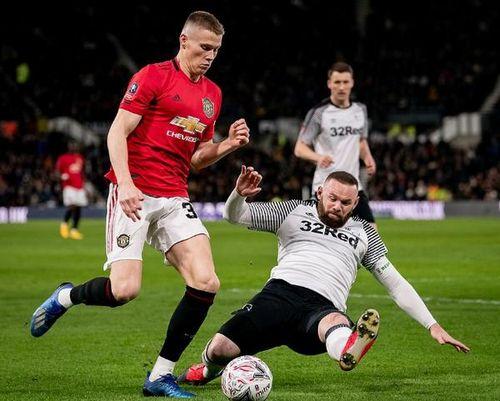 Man United giành tấm vé cuối vào tứ kết FA Cup