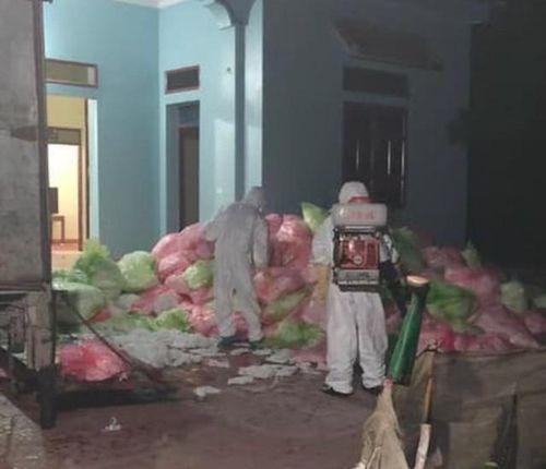 Công an Vĩnh Phúc kết luận vụ thu gom 620 kg khẩu trang cũ