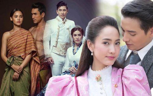 3 dự án lớn của TV3 Thái Lan chiếu năm 2020: Tiếp tục hành trình khai thác những bộ phim cổ trang