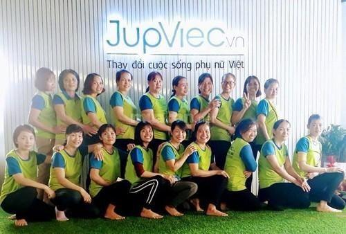 JupViec chính thức nhận khoản đầu tư chiến lược hàng triệu USD