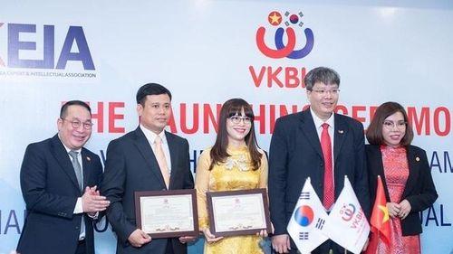 Ra mắt Ban chấp hành nhóm các trí thức, chuyên gia Việt Nam và Hàn Quốc