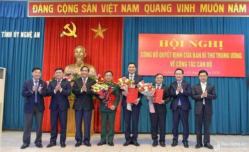 Lào Cai, Nghệ An, Đà Nẵng bổ nhiệm nhân sự, lãnh đạo mới