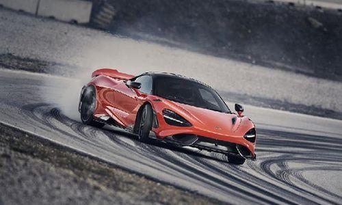 Siêu xe McLaren 765LT 'nhẹ cân', động cơ V8 755 mã lực
