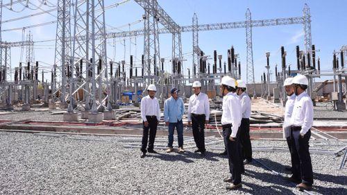 EVNSPC đẩy nhanh tiến độ công trình giải phóng công suất nguồn năng lượng tái tạo