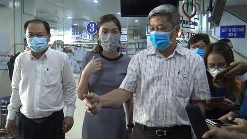 Thứ trưởng Bộ Y tế đề nghị rà soát, phát hiện sớm người nhiễm Covid-19