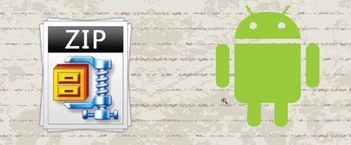 Cách nén và giải nén file ZIP trên Android