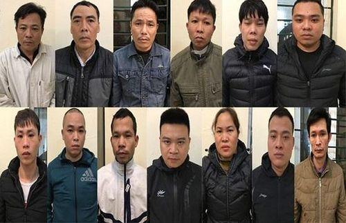 Hà Nội: Khởi tố nhóm đối tượng tụ tập chơi 'xóc đĩa' ăn tiền
