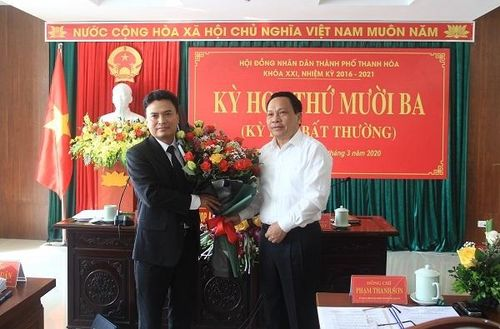 Điều động, bổ nhiệm nhân sự mới Thanh Hóa, Long An
