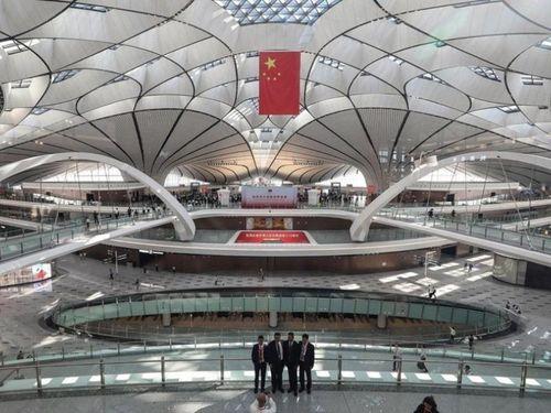 Bất chấp dịch COVID-19, Trung Quốc vẫn bơm tiền xây sân bay