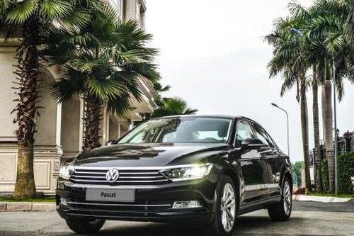 Volkswagen Việt Nam hỗ trợ 100% phí trước bạ cho khách mua xe