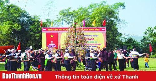 Lễ hội miền rừng xứ Thanh