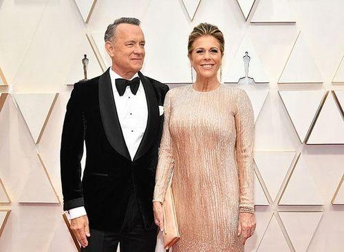 Vợ chồng Tom Hanks dương tính với Covid-19