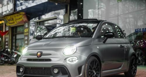 Bộ đôi mini - Fiat 500 hơn 3 tỷ mới 'cập bến' Việt Nam có gì đặc biệt?