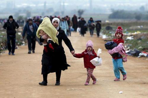 Toàn cảnh cuộc khủng hoảng di dân Thổ Nhĩ Kỳ-EU