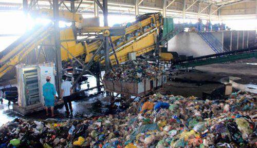 Tập đoàn Huy Hoàng muốn làm dự án Khu liên hợp xử lý chất thải rắn ở Quảng Nam