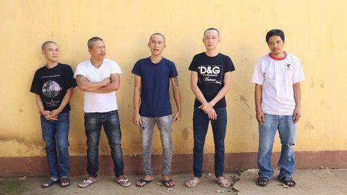 Bình Phước: Khởi tố 16 bị can nhóm trộm 'dọn sạch nhà dân'