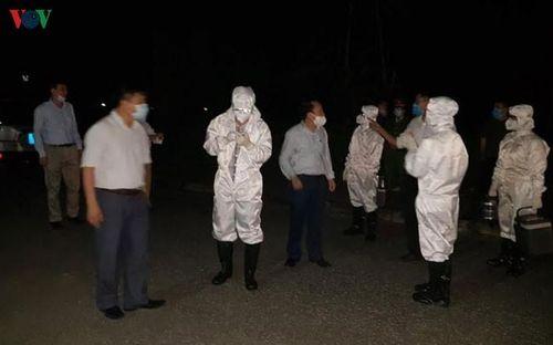 Nghệ An: Xác minh 11 người cùng chuyến bay QR968 có người mắc Covid-19