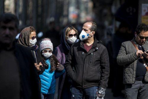 Số ca tử vong tại Iran tăng lên 724, tổng cộng 13.938 ca nhiễm