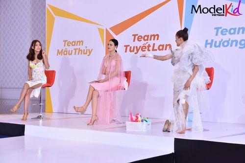 Model Kid Vietnam: Loạt tình huống 'dở khóc dở cười' của dàn thí sinh