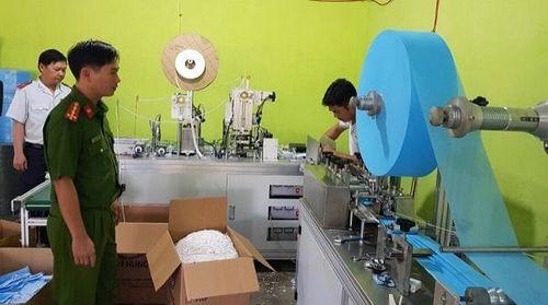 Phú Yên: Vi phạm quy định về sản xuất thiết bị y tế, Công ty TNHH Dược Tâm Hưng bị phạt 70 triệu đồng