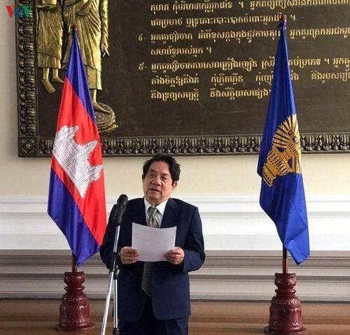 Quốc hội Campuchia làm việc trực tuyến phòng dịch bệnh Covid-19