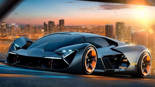 Siêu xe Lamborghini sẽ có khả năng tự sửa chữa