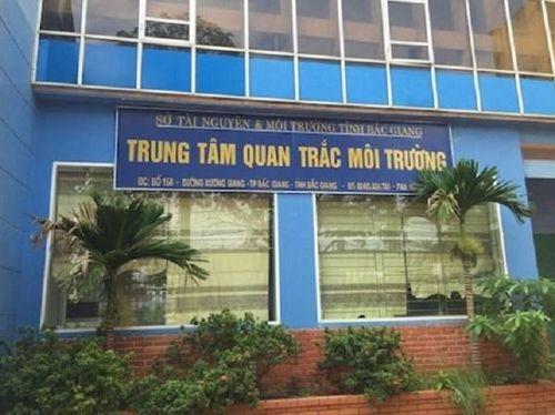 Thực hư lùm xùm tại Trung tâm Quan trắc TN&MT Bắc Giang