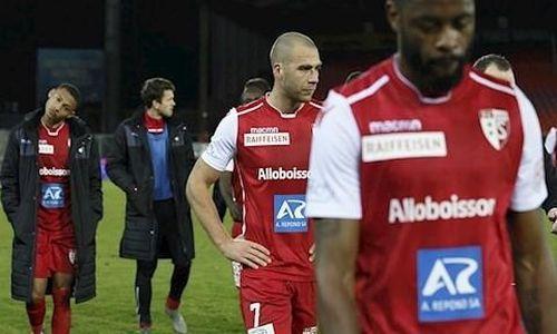 Khó khăn thời Covid-19, CLB Thụy Sĩ sa thải 9 cầu thủ