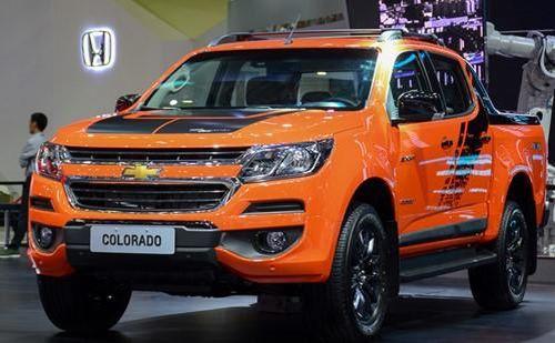 Chevrolet Colorado giảm giá chỉ còn hơn 500 triệu đồng