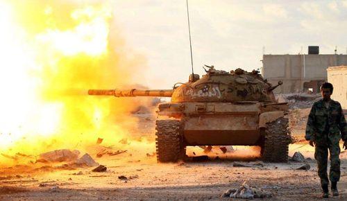 Libya: Đụng độ ở Nam Tripoli, 4 binh sĩ Thổ Nhĩ Kỳ thiệt mạng