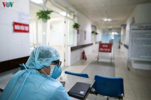 Long An thông tin về bệnh nhân thứ 117