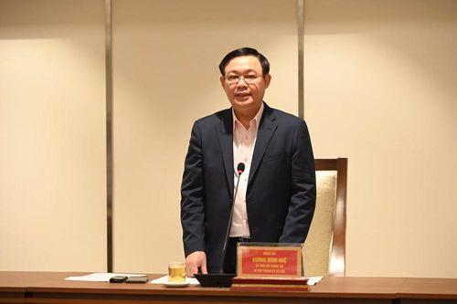 Bí thư Thành ủy Hà Nội họp với doanh nghiệp bàn kế sách thích ứng với dịch Covid-19