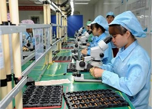 Thu hút FDI quý I năm 2020 đạt 8,55 tỷ USD