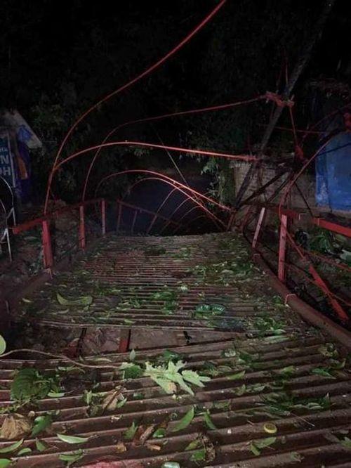 Một người bị sét đánh tử vong ở Lào Cai