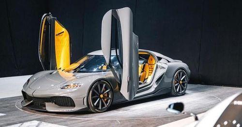 Siêu xe 4 chỗ đầu tiên của Koenigsegg có công suất 1.700 mã lực