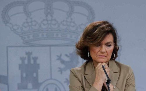 Phó Thủ tướng Tây Ban Nha dương tính với SARS-CoV-2