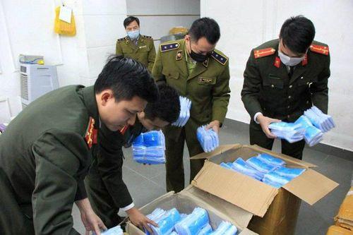 Hàng triệu khẩu trang bị thu giữ được xử lý thế nào?