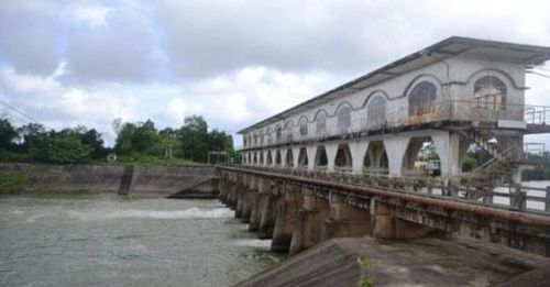 Độ mặn tăng trên hệ thống thủy lợi An Trạch